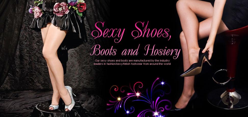 Bordello Bella Pleaser Shoes-Myhome